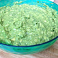 Fresh and Simple Guacamole