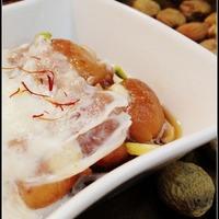 Qubani Ka Meetha (Stewed Apricot Dessert)