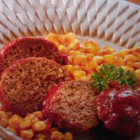 Easy Gluten Free Mini Tex Meatloafs