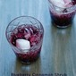 Blueberry Cinnamon Shrub and a Giveaway