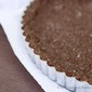 Clean Eating Grain Free Chocolate Pie Crust