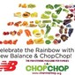 """Run the Rainbow, Eat the Rainbow"" Giveaway in May"