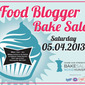 Chocolate Banana Cupcakes and a Food Blogger Bake Sale