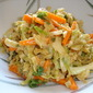 Easy Asian Coleslaw