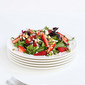 Strawberry, Pistachio, Feta Cheese & Basil Salad Recipe