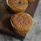 Bran Molasses Muffins | Healthy Bran Raisin Muffins