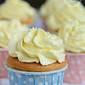 Mango Chiffon Cupcakes