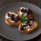 Figs Wine and Goat Cheese Tappas