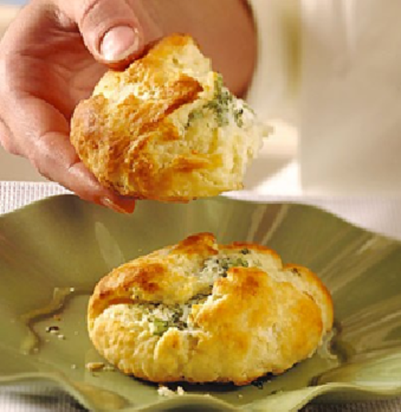 Ricotta-Dill Buttermilk Biscuits Recipe by Mary - CookEatShare