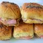 Sweet Ham and Cheese Sliders