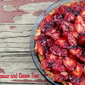 Fresh Strawberry and Cream Tart