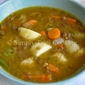 Lentil Peas Soup