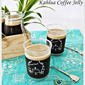 Kahlua Coffee Jelly