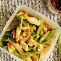 Chili Chicken in Oyster Sauce
