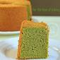 Green Tea Chiffon