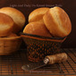 No Knead Light Rolls | Light And Flaky Dinner Rolls