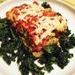 Vegan Spinach-Mushroom Lasagna