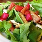 Honey Roasted Rhubarb Salad