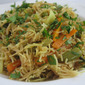 #280 No Frills Vegetable Vermicelli Biryani