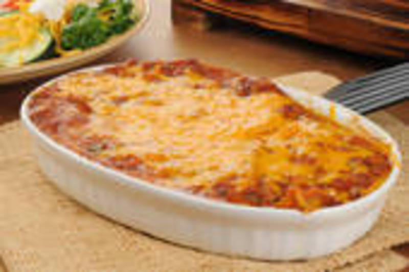 West Texas Stacked Enchiladas Recipe by myra - CookEatShare
