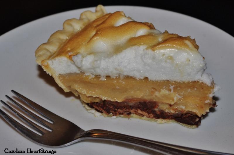 Peanut Butter Cream Pie Recipe by Carolinaheartstrings - CookEatShare