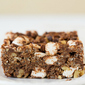 Rocky Road Rice Krispies Treats