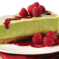 Luscious Avocado Cheesecake with Walnut Crust