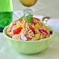 Chipotle Ranch Orzo Salad