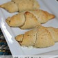 Cheesy Garlic Crescents