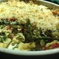 Creamy Baked Pasta Primavera :: Guest Post