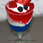 Holiday Red White and Blue Jello Trifle Recipe Ideas and More