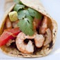 Clean Eating Shrimp Fajitas