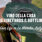 {VIDEO} Visiting the Vineyards & Bottling Wine in Le Marche, Italy