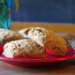 Earl Grey and Trail Mix Scones