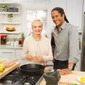 Florence Henderson and Chef Govind Armstrong Team Up for RLTV's Who's Cooking With Florence Henderson