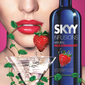 SKYY Infusions® Launches First-Ever Wild Strawberry Infused Vodka Just In Time For Valentine's Day