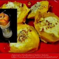 Mango Malai Kulfi