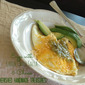 Tasty Tuesday--Eggs Over Easy with Green Chile Salsa and Cheese