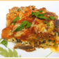 Tomato and Broccoli Dinner Strata