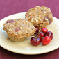 Joanne Chang's Brown Sugar-Oat Cherry Muffins