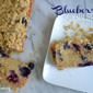 {Friends First with Sarcastic Cooking} Blueberry Cobbler Bread