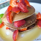BUCKWHEAT and BANANA batter PANCAKE gluten free