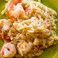 Secret Recipe Club: Lemon Pepper Shrimp Scampi