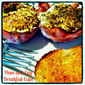 June Secret Recipe Club...Featuring Baked Ham & Egg Cups from Culinary Adventures with Camilla