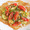 Rice Flour Flatbread Pizza Recipe with Tomato, Zucchini and Asiago Cheese