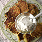Spiced Zucchini Fritters