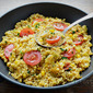 Vegetable Bulgur Pilaf