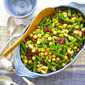 five bean salad with curry
