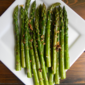 Pan Seared Asparagus Spears