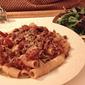 Marcella Hazan's Abruzzi Style Lamb Pasta Sauce